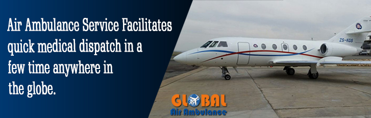 air ambulance Service in Allahabad